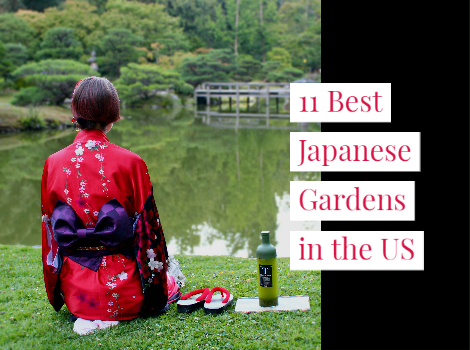 11 Best Japanese Gardens in the US