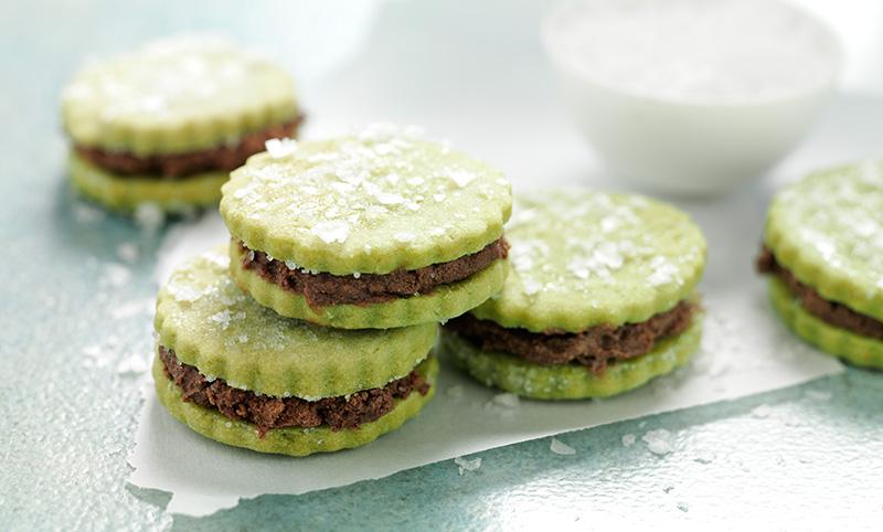 Matcha Cookies Recipe | Sugimoto Tea Company