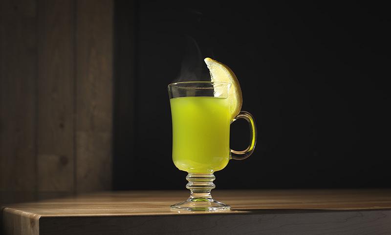Hot Green Toddy Recipe | Sugimoto Tea Company