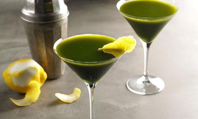 Green Tea Martini Recipe | Sugimoto Tea Company