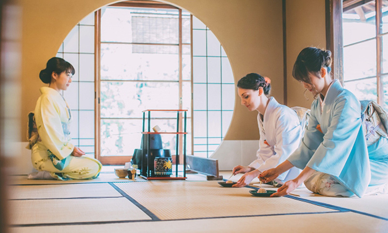Japanese Tea Ceremony Guide Part 1: History   Sugimoto Tea Company, Japanese  Green Tea Maker Since 1946